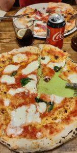 Pizza Madrelievito Barcellona